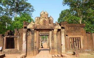 Phnompenh – Kratie – Rattanakiri – Ban Lung – Kompong Cham – Siemreap (12 jours / 11 nuits)