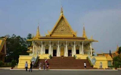 Siemreap – Phnompenh – Sihanoukville (12 jours / 11 nuits)